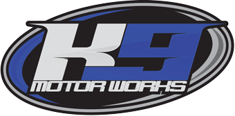 K9 MOTORWORKS | Southwest Florida's Premier Auto Performance Shop Logo
